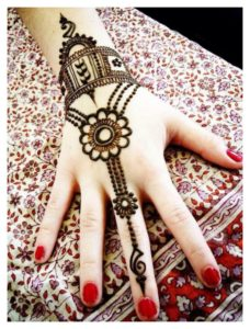 arabic mehandi desings