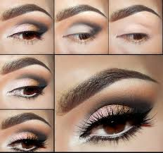 Simple and easy tips for perfect Smokey eye makeup
