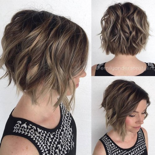 Short Hair Styles For Thick
