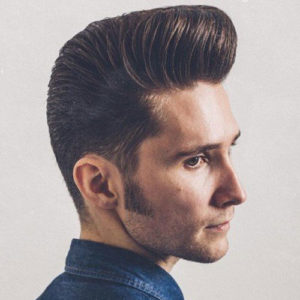 pomp haircut