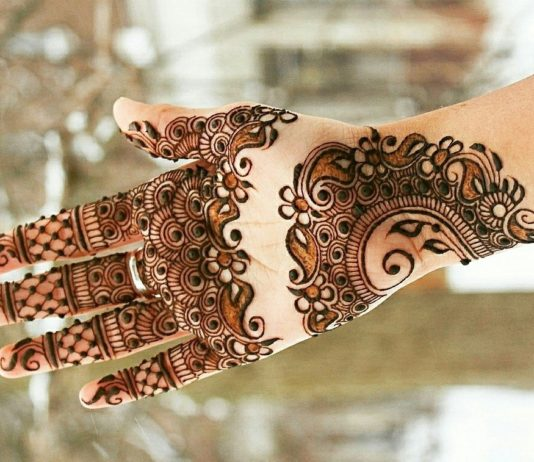 Incredible Use of Henna