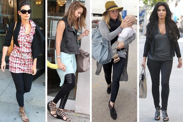 Top 10 Different Kinds of Leggings
