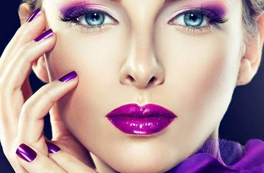 Tips To Use Dark Purple Lipstick
