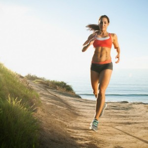 can running get rid of cellulite