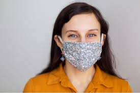 designer face mask for coronavirus